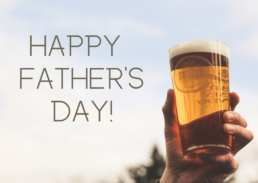 Happy Father's Day Beer Cheers